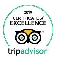 TripAdvisor Certification of Excellence