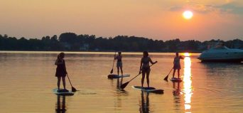 Paddle Board Rentals Lake Norman