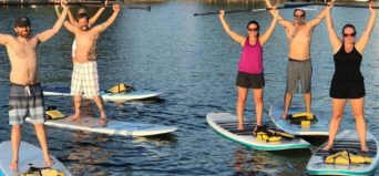 Paddle Board Lake Norman