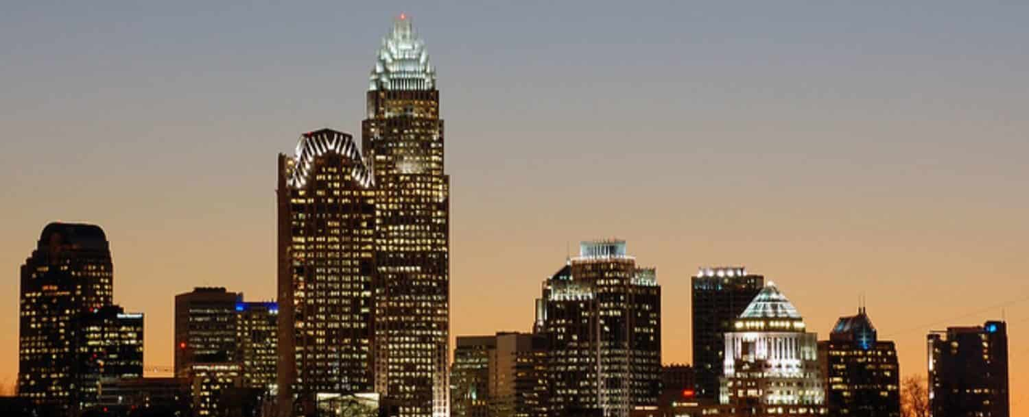Places to see near Charlotte