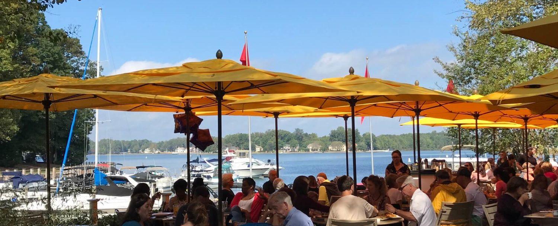 Lake Norman restaurant near davidson