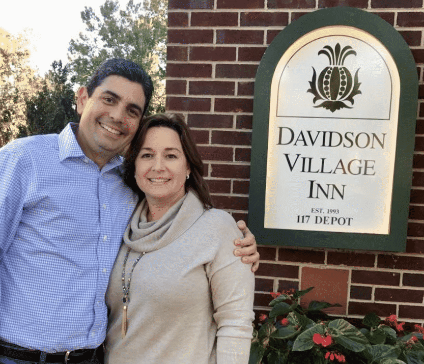 owners of Davidson Village Inn
