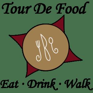 Tour De Food Logo