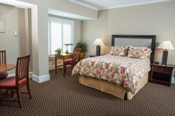 Davidson Executive Suite for Business Travelers