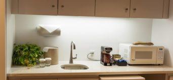Davidson Executive Suite kitchen