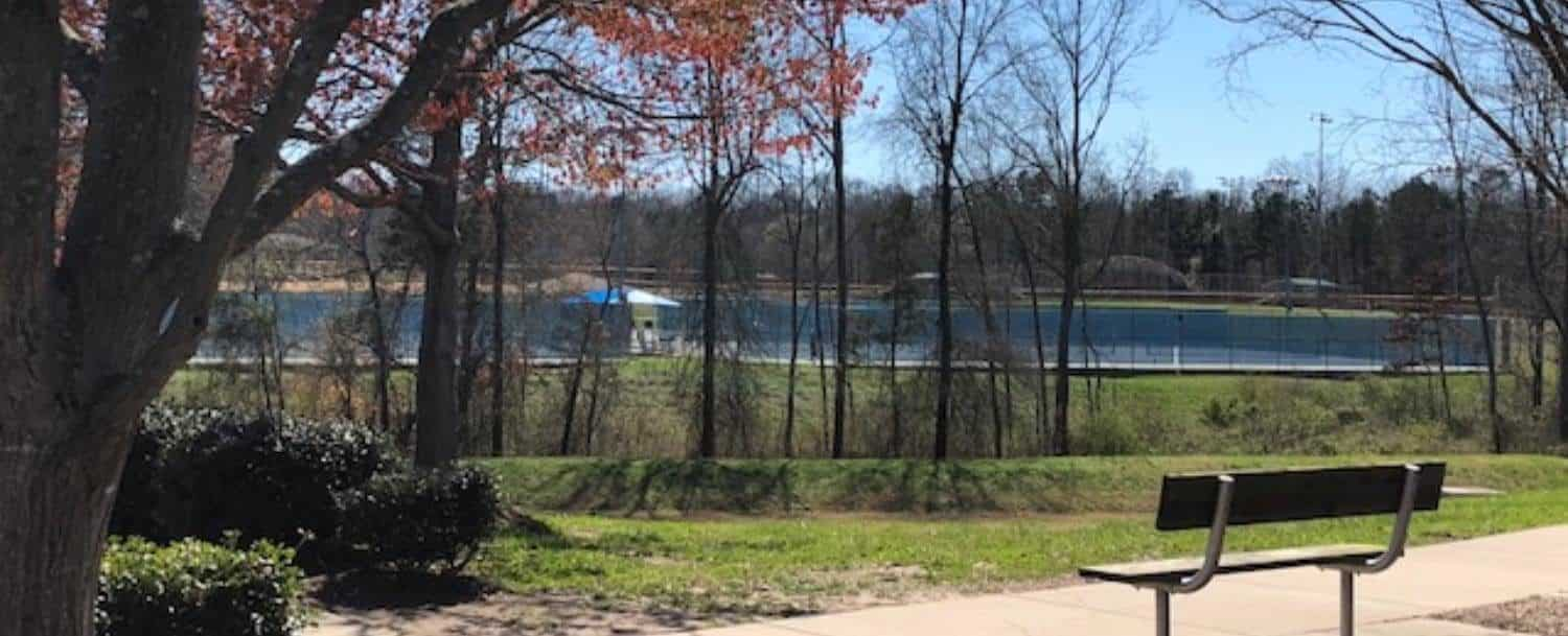 View at North Mecklenburg Park